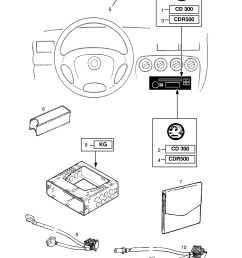opel omega b 1994 2003 p electrical 12 body 37 compact disc list of parts vauxhall cdr 500 wiring diagram  [ 1860 x 2631 Pixel ]