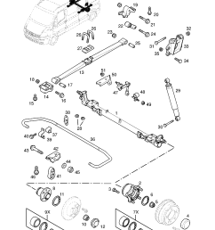 gm part number genuine part number description range rear suspension  [ 1860 x 2631 Pixel ]