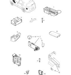 vauxhall signum 2003 2008 p electrical 11 fuses 1 fuse box list of parts [ 1896 x 2667 Pixel ]