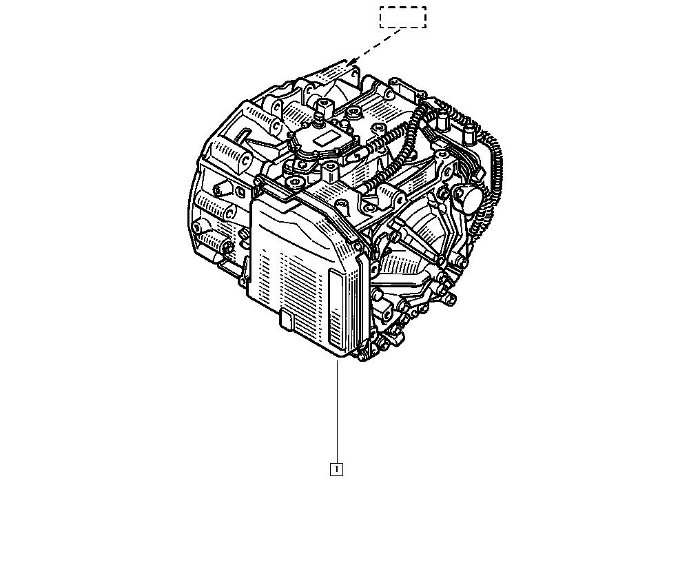 Laguna II, BG0K, Manual, 23 Automatic gearbox / Automatic