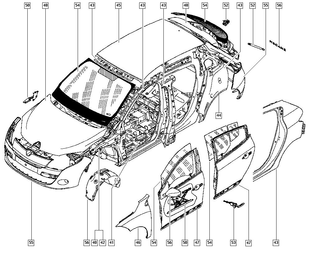 Renault Scenic Heater Wiring Diagram