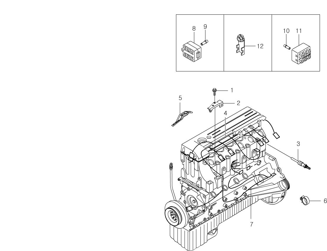 Musso Engine Engine Wiring Om600