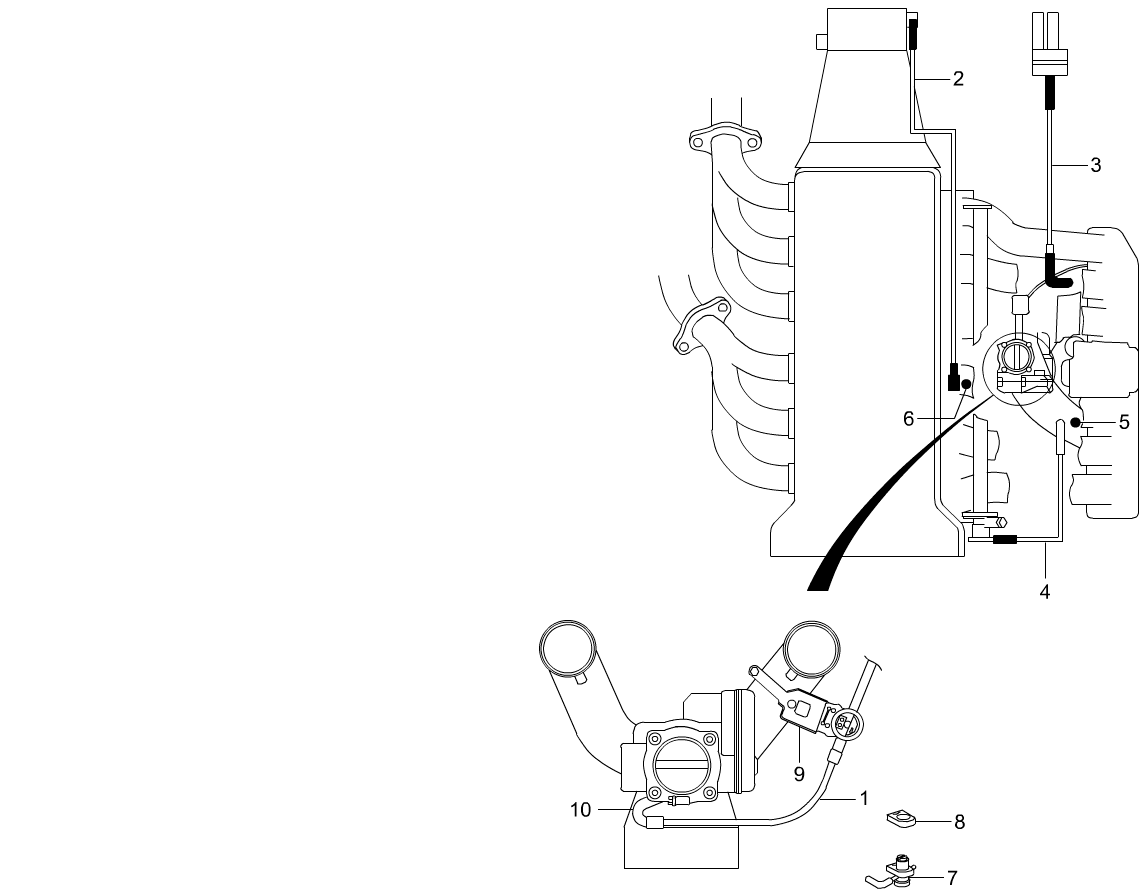 Musso Engine Vacuum System E32