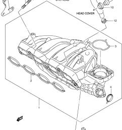 all regions sx4 rw416 magyar engine 50 intake manifold  [ 1033 x 1640 Pixel ]