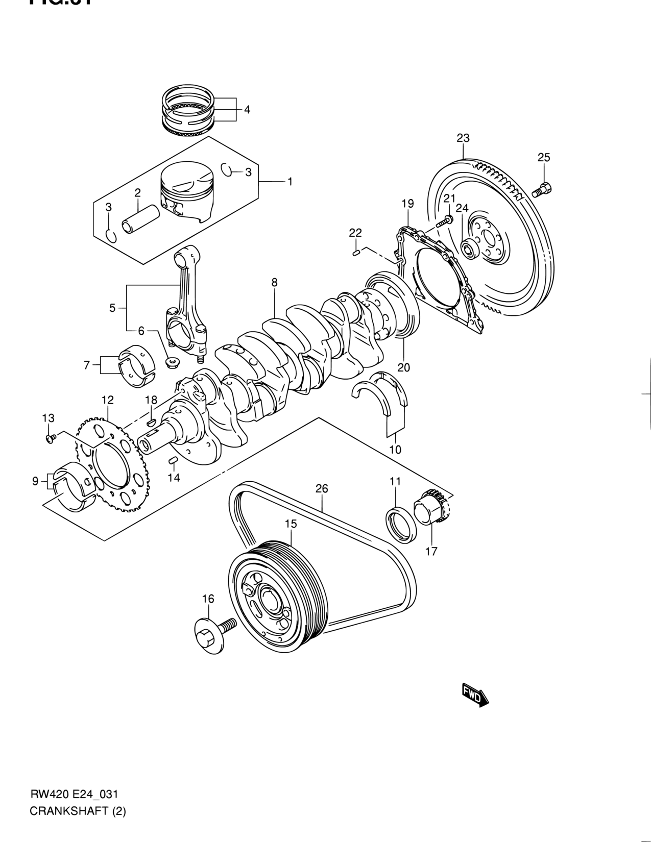 hight resolution of parts