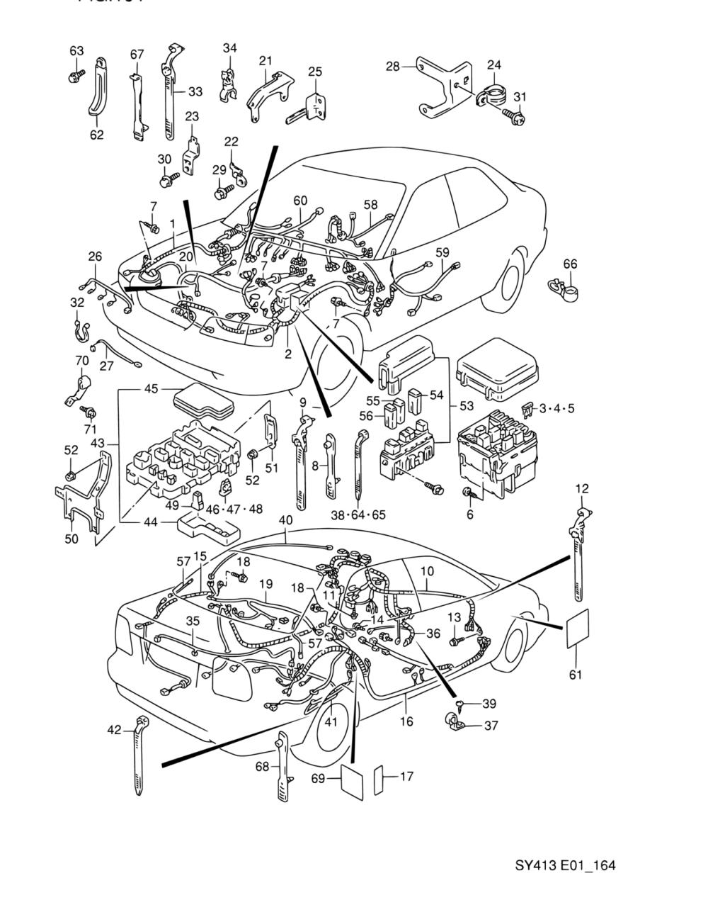 medium resolution of esteem car wiring diagram