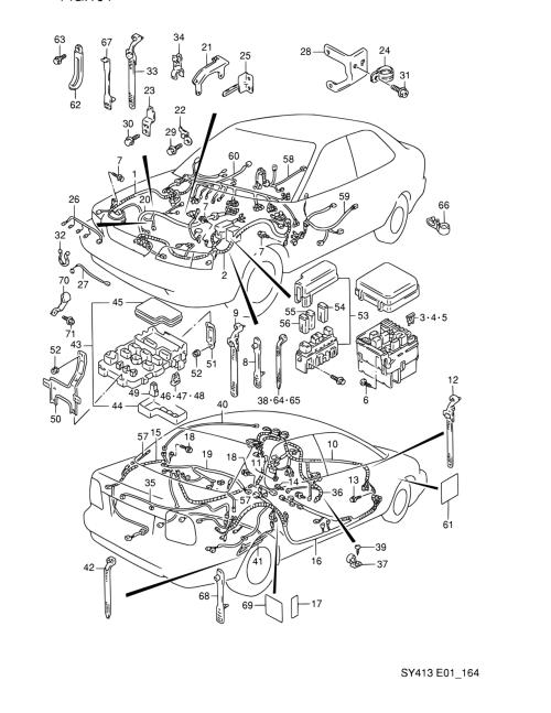 small resolution of esteem car wiring diagram