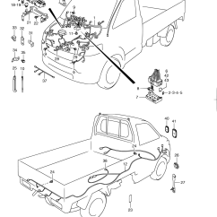 Gm Cs130 Alternator Wiring Diagram Rj45 To Db25 Delco 21si Database Suzuki Apv Fuse Box Library