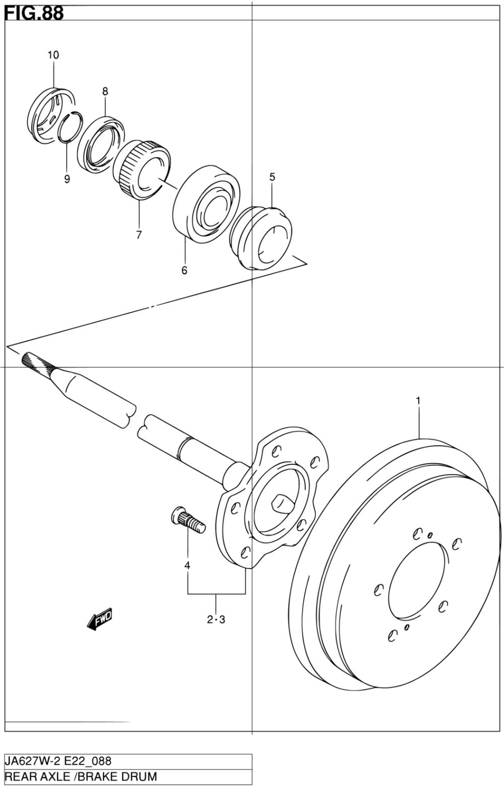 medium resolution of suzuki xl7 drum brake diagram diy enthusiasts wiring diagrams u2022 2007 suzuki xl7 fuel diagram
