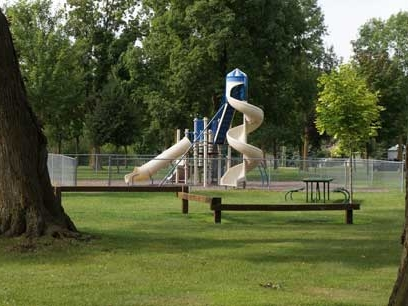 Holdridge Park Front Playground