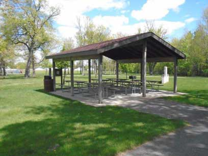 Holdridge Park Picnic Shelter