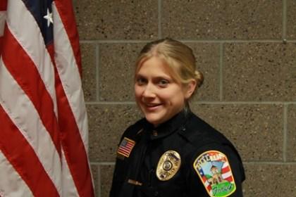 Chief Katie McMillin
