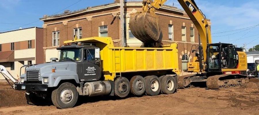 dump truck_digger 1