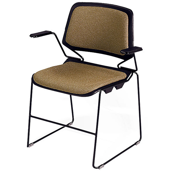 stackable padded chairs cheap cool dakota stacking chair idaho correctional industries
