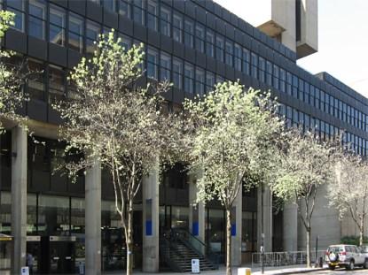 IOE building