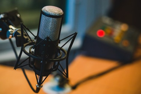Music Microphone Audio Podcast Recording