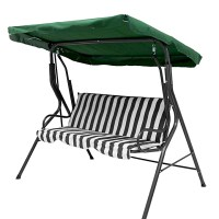 Generic Replacement Canopy For Swing Seat Garden Hammock 3