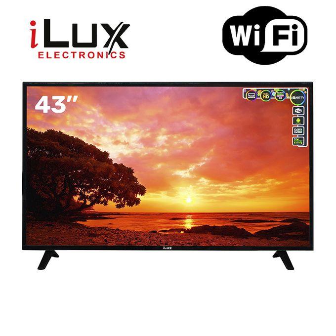 smart tv led ilux 43 pouces full hd garantie 6 mois