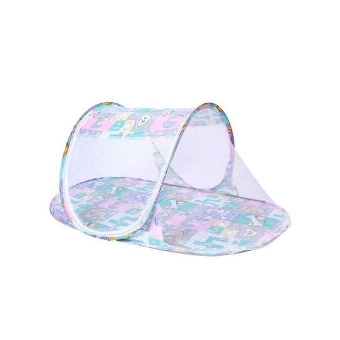 berceau bebes portable tente avec moustiquaire lit bebe pliable multicolore
