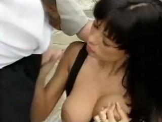 Hot maid anita dark gives bj