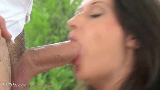 MOM HD Cougars love sucking cock