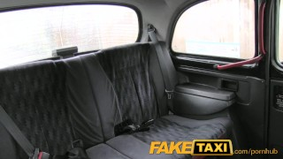 FakeTaxi Stunning thief pays the price