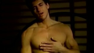 Hunky Gent Strokes And Cums