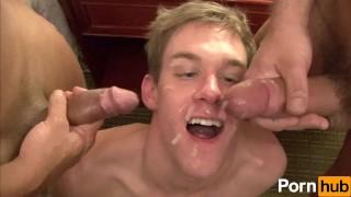 Cum Suckers 21 - Scene 2