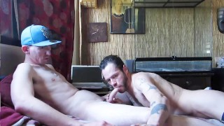 Damon Doggs Fuck Filled Cum Holes - Scene 7