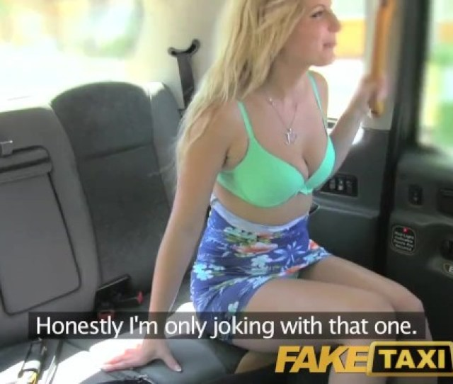 Faketaxi English Cock In The Ass For Hot Blonde Canadian Passenger In Taxi Pornhub Com
