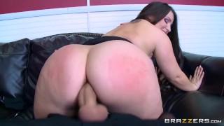 Office slut Lola Foxx needs cock in her ass - Brazzers