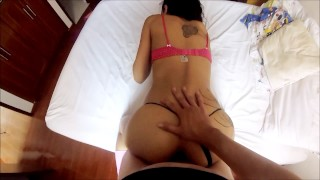 Fucking my roomate after catching her masturbating - Diablo Entertainment