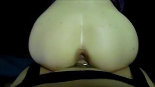 POV Shemale Fucks Sweet Pussy