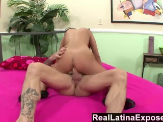 RealLatinaExposed – You cheat on me, now it's my turn