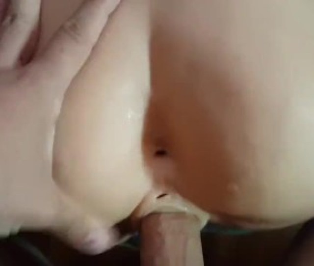 Pov Fuck And Cum On Fake Ass While Watching Porn Home Alone
