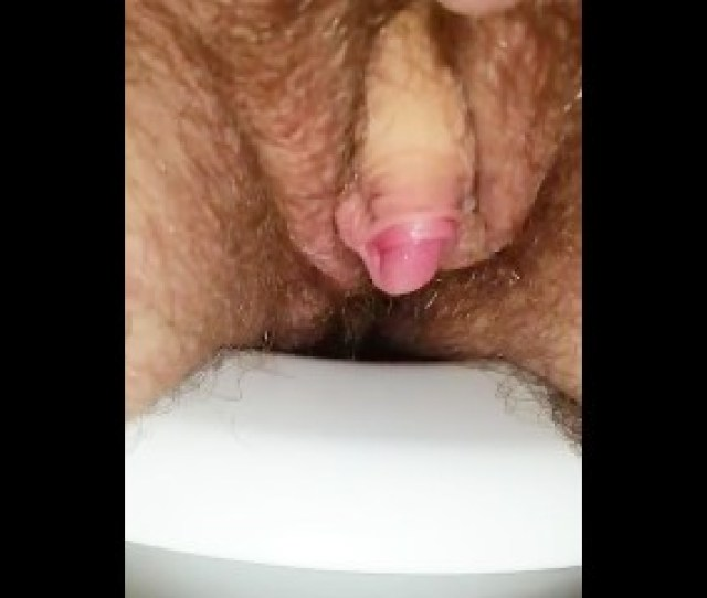 Transgender Man Fondles Clit Dick Guy With A Pussy Vagina Transsexual