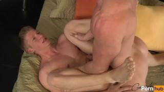 Corbin Fisher - Kent Creampies Josh - Scene 1