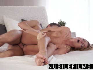 NubileFilms – Fair Intercourse Makes Younger Red head Cum