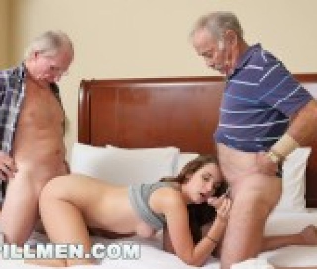 Bluepillmen Introducing Old Man Duke To Teen Naomi Alice Bpm14870