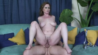 Big Tit Wife Cheats On Her Husband While He Is Away