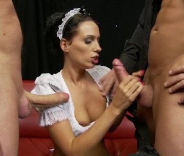Maid Service Scene