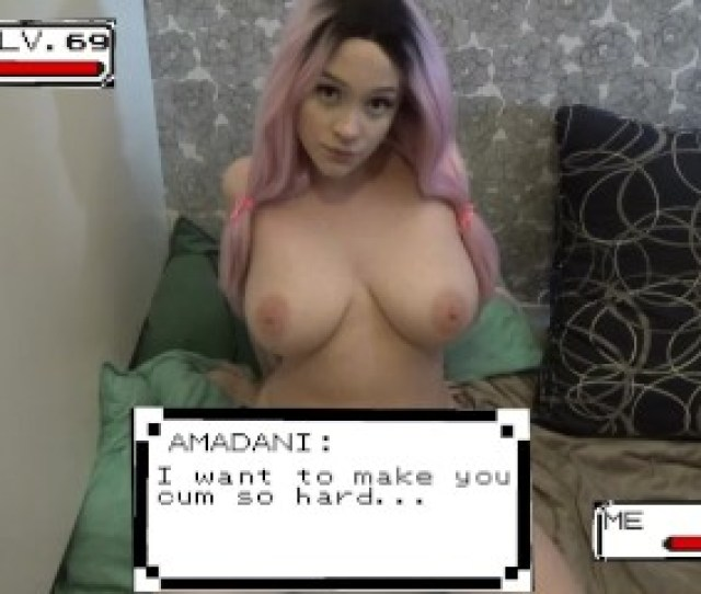 Wanna Fuck My Ass Or Pussy Interactive Porn Video