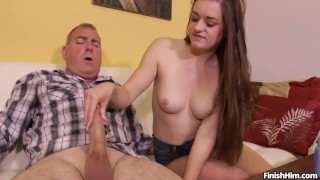 Teen Babes In Total Control And Decides When To Cum