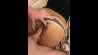 Boyfriends best friend found me and fucked me after the party