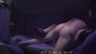 Prostitute romena on the truck 4