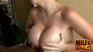 Cock Sucking Sara Jay Gets It Doggystyle
