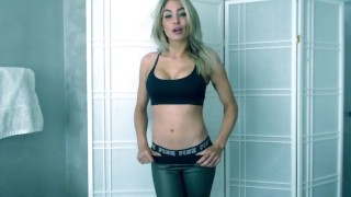 Gym Girl JOI RolePlay