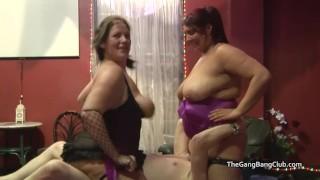 Banging the big girls