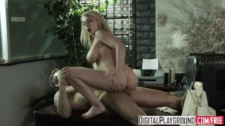Digital Playground - Madison Ivy gets fucked on her bosses desk