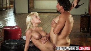 Digital Playground - Riley Steele hate dating but loves fucking
